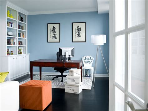 paint colors for office in the home how to choose the best home office color schemes home