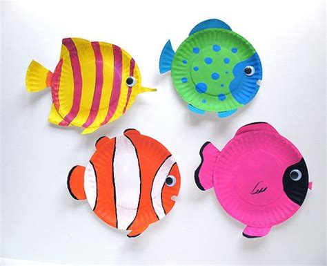 summer craft projects for activities for summer crafts on the marine theme