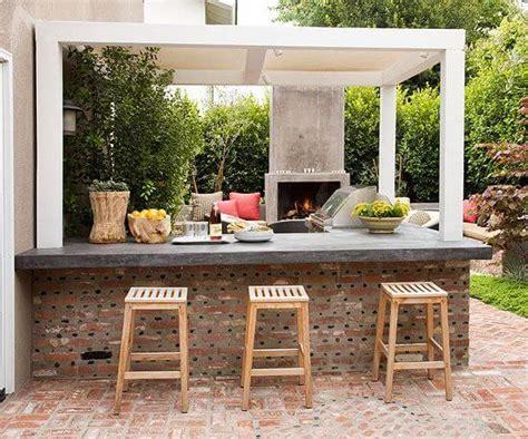 outdoor kitchen gardens 40 outdoor kitchen ideas designs 2017 2018
