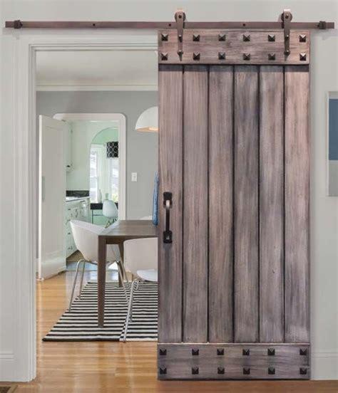 indoor sliding barn door hardware 1000 ideas about interior barn doors on
