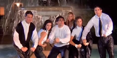 with friends the friends opening sequence without is actually