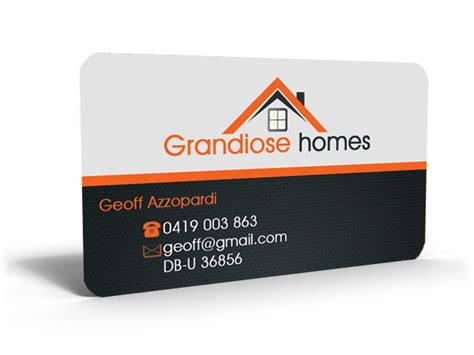 card business from home business card design design for geoff azzopardi a company