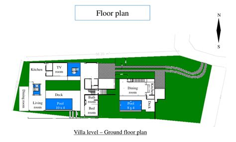 Luxury Floor Plans With Pictures villa floor plans villa l senggigi lombok