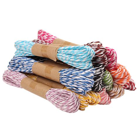 twisted craft paper 10m diy twisted paper raffia craft favor gift wrapping