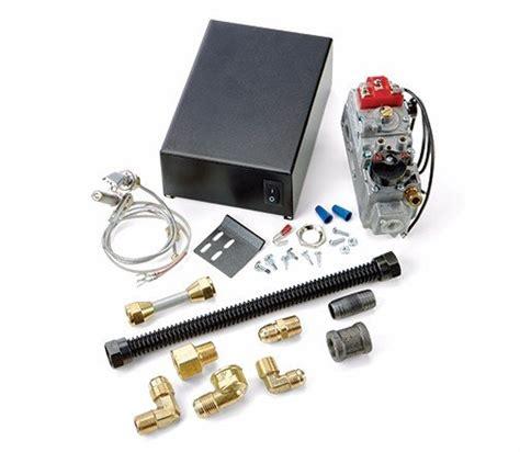fireplace repair kit gas fireplace millivolt valve kits repair hearth