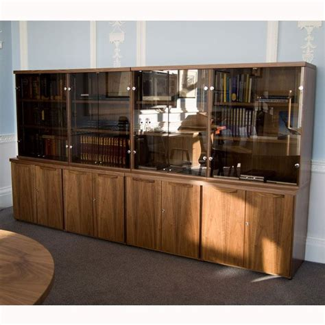 wooden cabinet with doors wooden display cabinet with glass doors office display