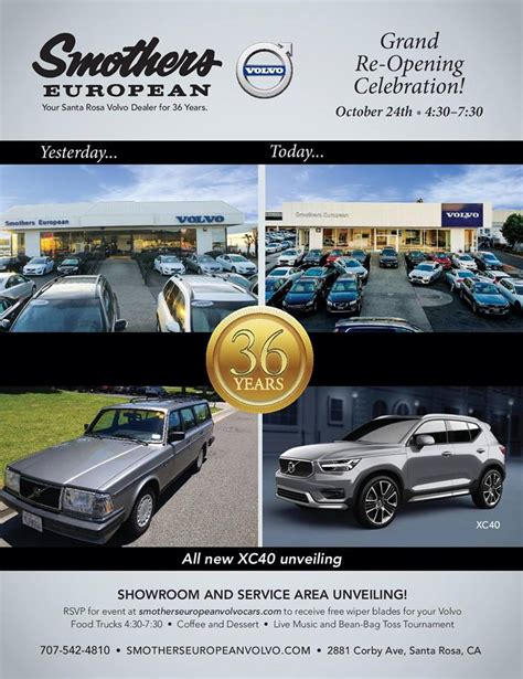 Smothers Volvo by Smothers European Volvo Cars Home