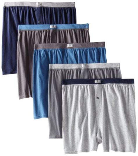 fruit of the loom knit boxers fruit of the loom s big soft stretch knit boxer