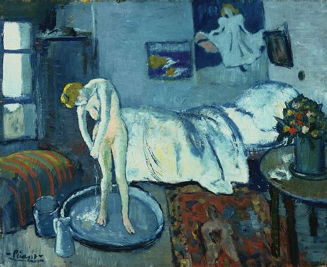 picasso unknown paintings phillips collection finds unknown portrait beneath a