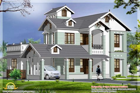 architectural home designer june 2012 kerala home design and floor plans