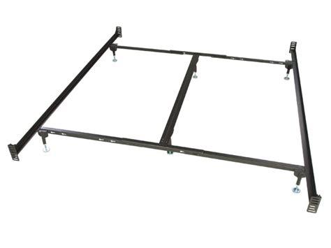 metal king size bed frames brass king size metal bed frame