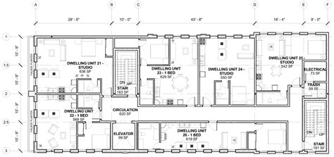 building floor plan pico union mixed use sle floor plan cello expressions