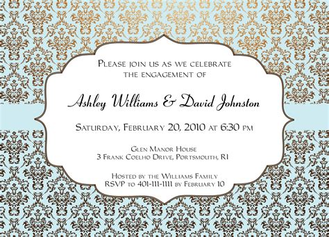 make a invitation card free make your own engagement invitations another illustrator