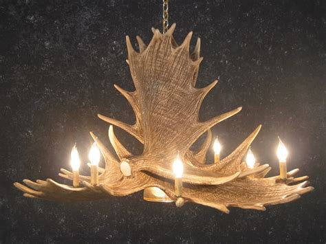 deer antler chandelier for sale moose six antler chandelier sale