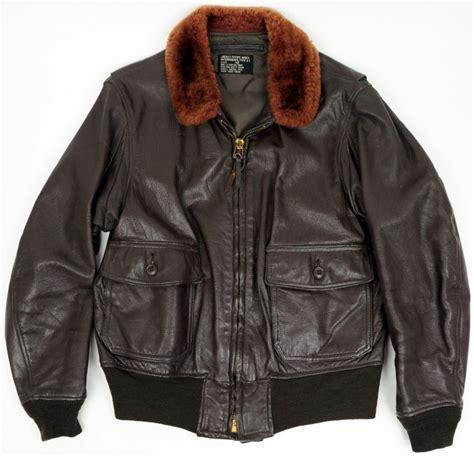 usn leather flight jacket usn type g1 flight leather bomber jacket 42 mil j