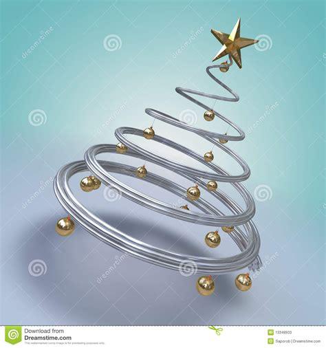 moderner weihnachtsbaum moderner weihnachtsbaum stockfotos bild 13348933