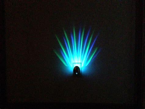 nightlight projector meridian led projector nightlight green blue my led house