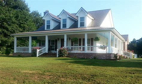 square house plans with wrap around porch 1 story farmhouse plans with wrap around porch ideas