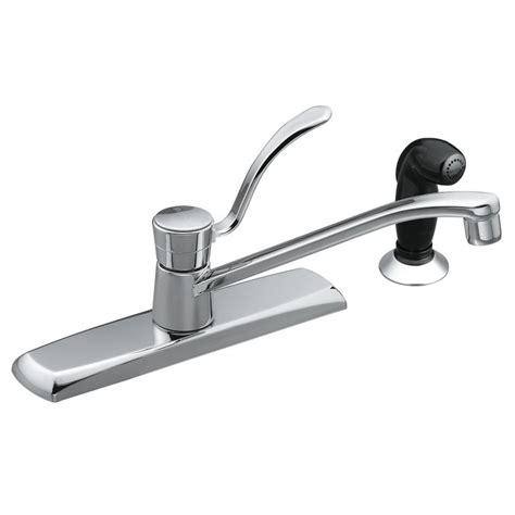moen kitchen faucet parts faucet 7310 in chrome by moen