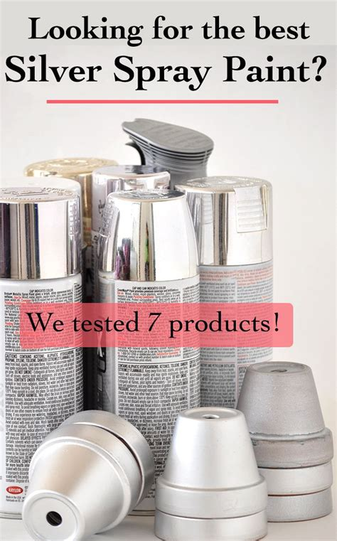 spray paint secrets review 25 best ideas about silver spray paint on