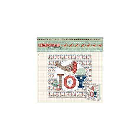 6 Quot X 6 Quot Decoupage Card Kit In The Country