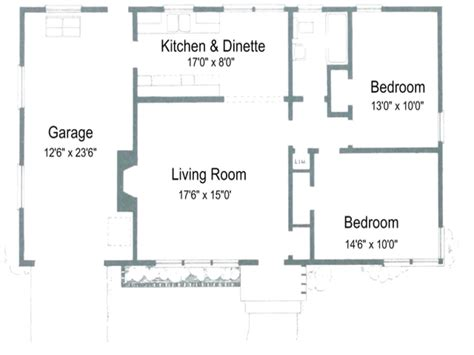 house plans with open floor plan 2 bedroom house plans with open floor plan australia