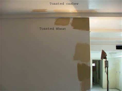 behr paint color toasted cashew s casa december 2009