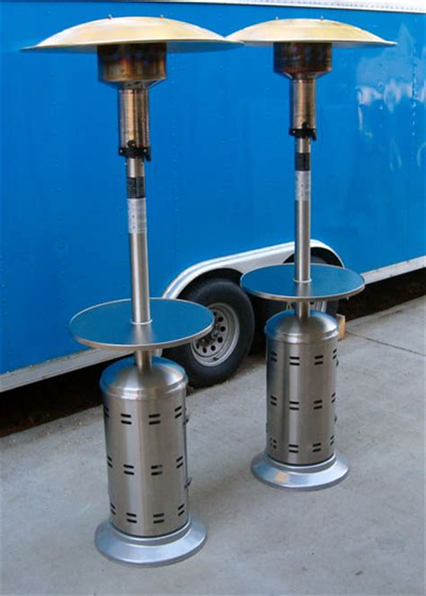 patio umbrella heater seattles rental source
