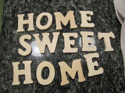 sweet home home sweet home