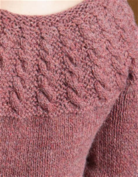 knitting sleeves from the top kristen tendyke s finish free knits unity