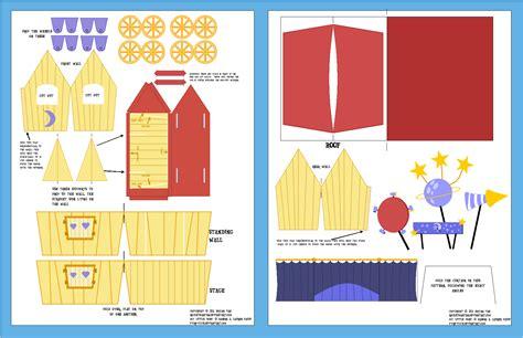 paper crafts pdf trixie s carriage papercraft by rocketmantan on deviantart