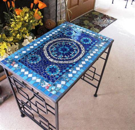 mosaic patio tables mosaic patio table