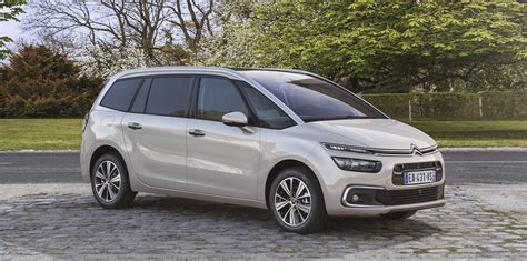 C4 Citroen by 2017 Citroen C4 Picasso Grand Picasso Facelift Unveiled