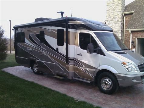 Mercedes Rv Class C by Mercedes Class C Motorhome With Luxury Photo In