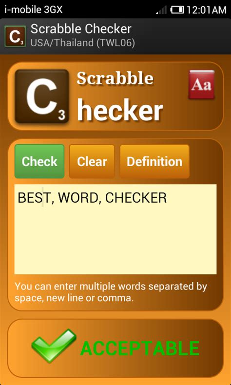check scrabble word scrabble checker android apps on play