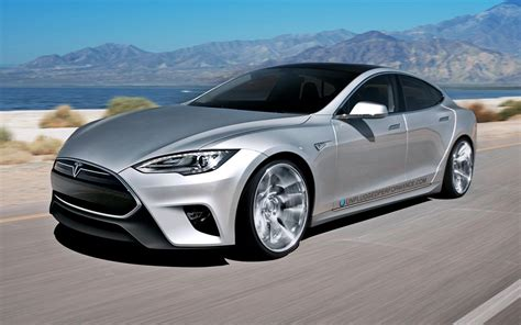 2014 Model S by 2015 Tesla Model S Future Of Electric Cars Car Tavern