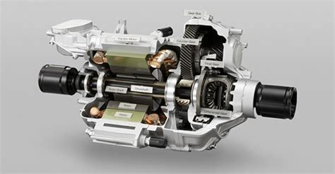 Automotive Electric Motor by Venture To Manufacture Automotive Electric Motors Honda