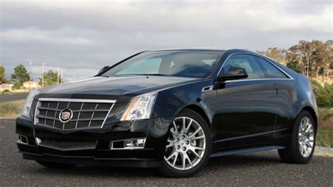 Used Cadillac Cts Coupe 2010 by Drive 2011 Cadillac Cts Coupe Is Audacity In Motion