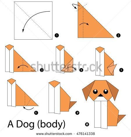 steps to make an origami origami step by step www pixshark