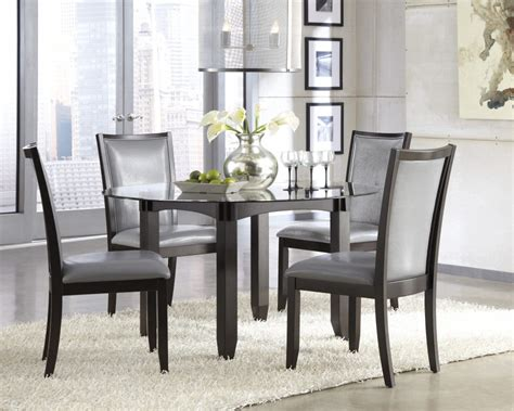dining room end chairs furniture chareful gray dining room sets with gray paint