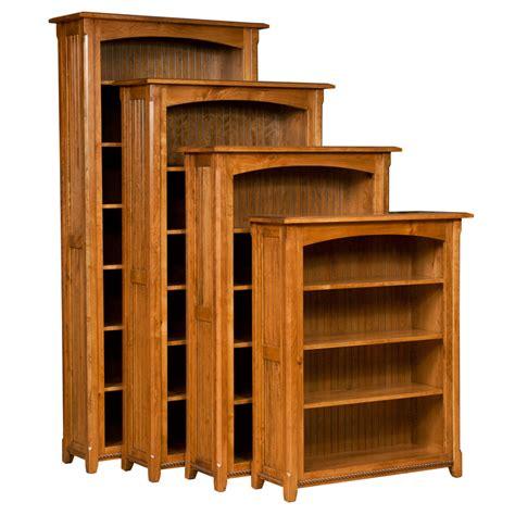 amish bookcases amish furniture shipshewana furniture co