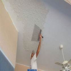 cost of removing popcorn ceiling arabment
