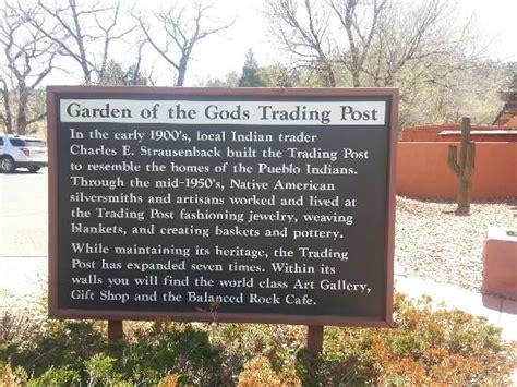 Garden Of The Gods Trading Post Garden Of The Gods Trading Post Picture Of Garden Of The