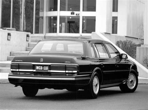 how to learn about cars 1989 lincoln continental mark vii regenerative braking lincoln continental specs 1988 1989 1990 1991 1992 1993 1994 1995 autoevolution