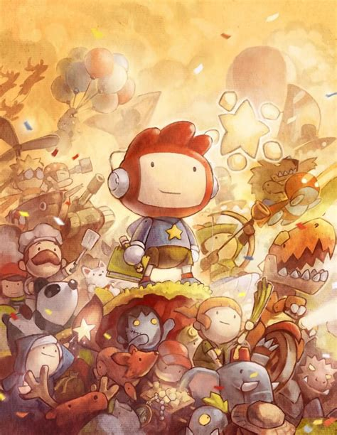 scrabble nauts scribblenauts unlimited possible because of wii u power