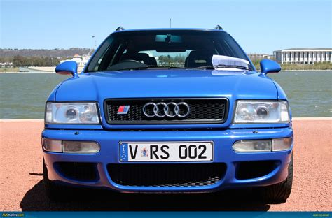 AUSmotive.com » Past master: Audi RS2 Audi Rs2