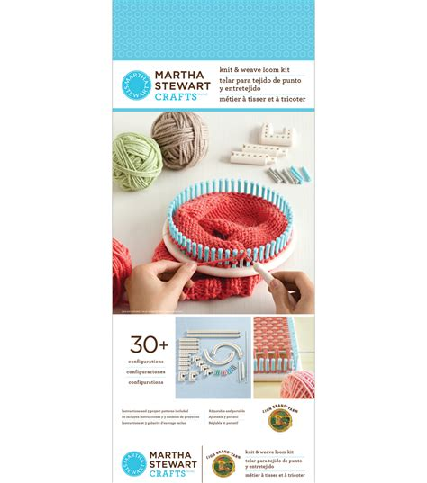 martha stewart crafts knit weave loom kit martha stewart crafts knit and weave loom jo