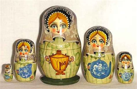 russian crafts for russian tea tradition russian traditions