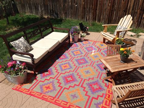 on prairie hill our new fab habitat outdoor rug