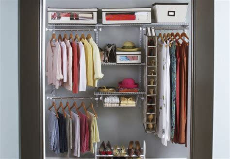 tiny closet organizers 9 storage ideas for small closets